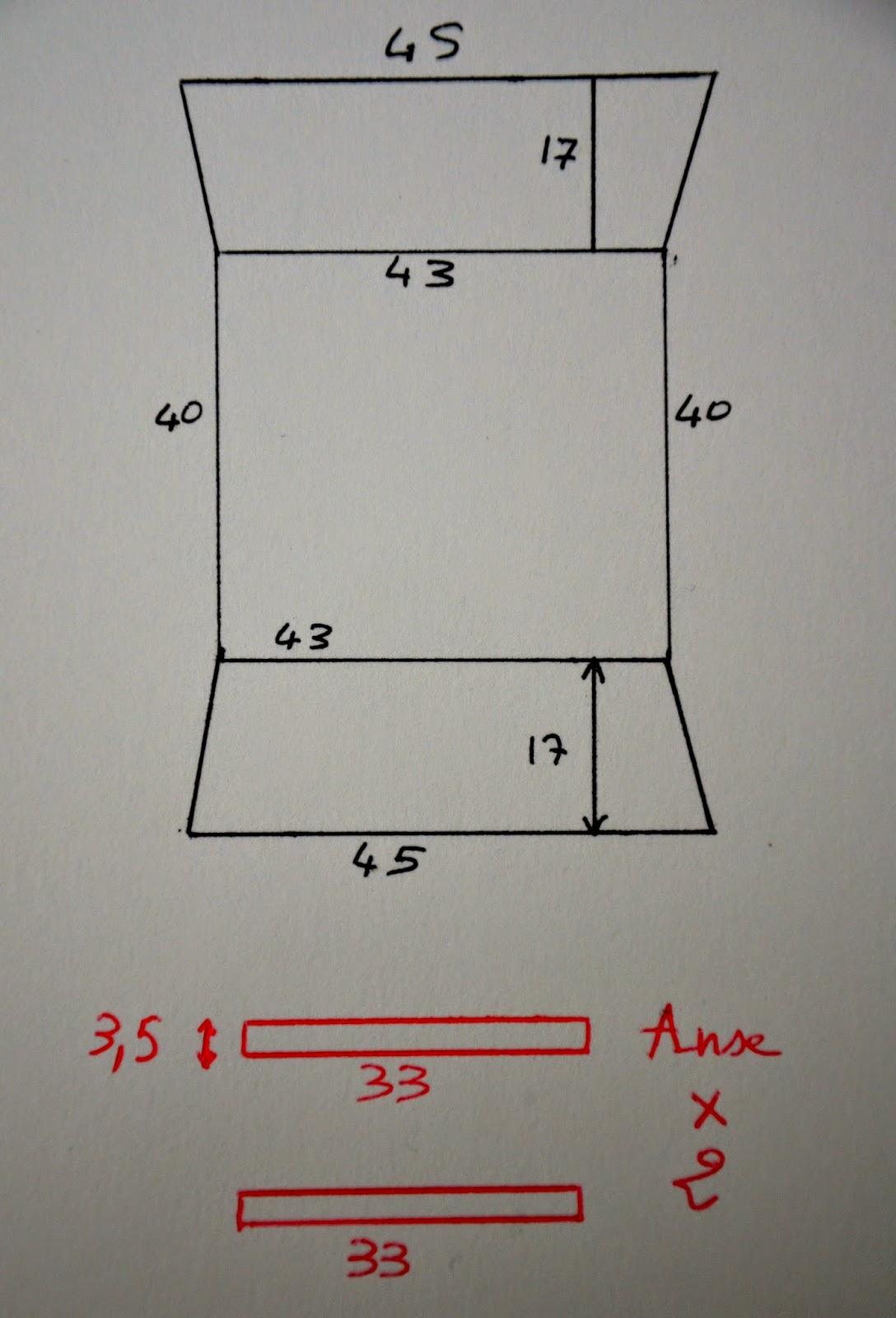 la petite verri re le sac tarte tuto inside. Black Bedroom Furniture Sets. Home Design Ideas