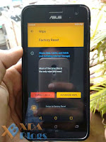 TWRP Recovery for Zenfone 5 Stable version