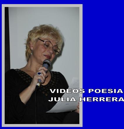 JULIA HERRERA - POEMAS EN VIDEO