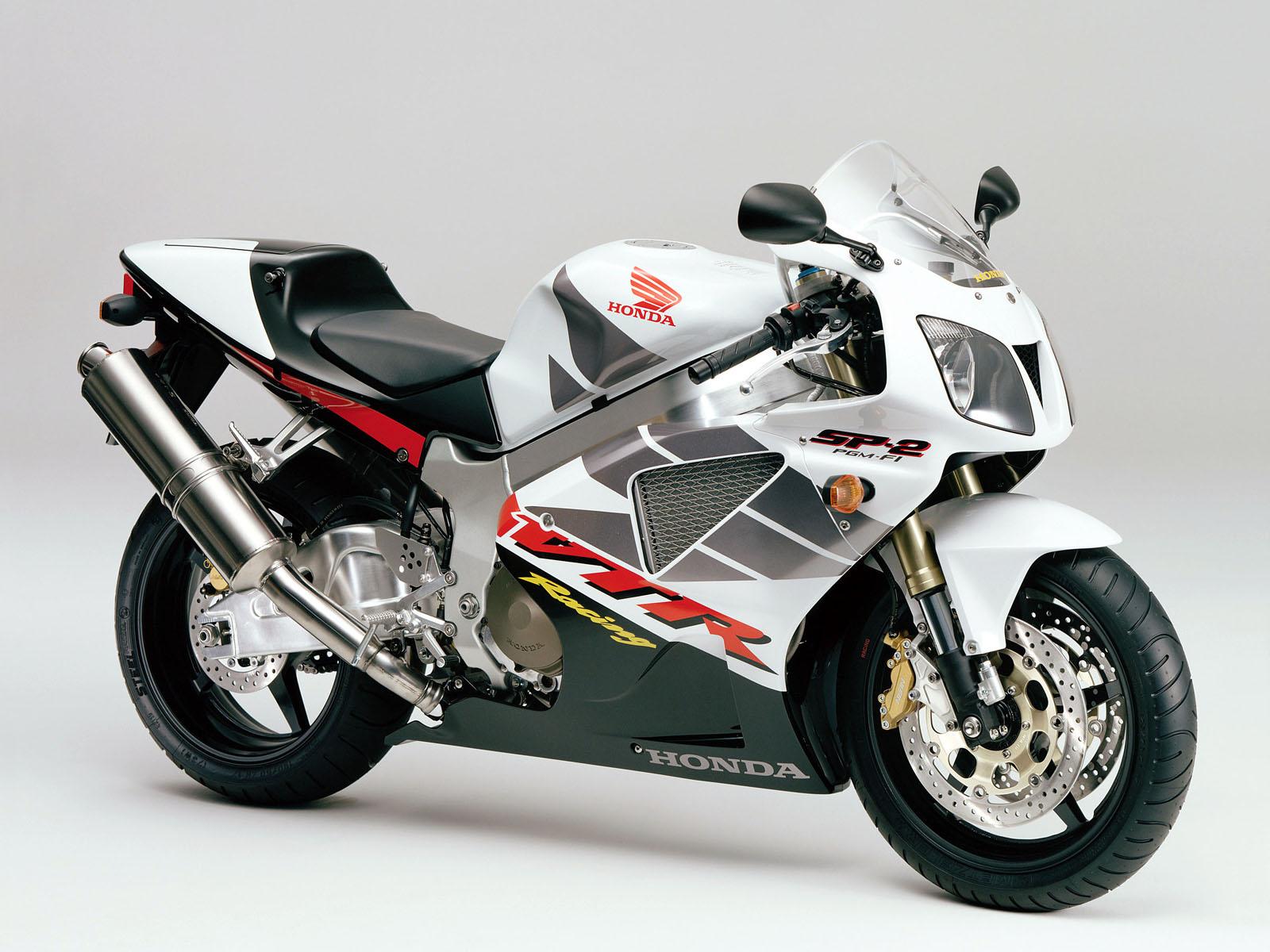 Honda Racing Bikes