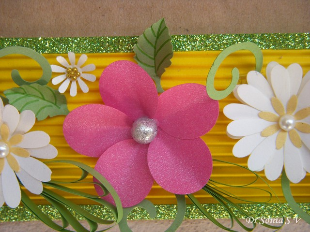 Cards crafts kids projects 2 1 12 3 1 12 for Assignment first page decoration