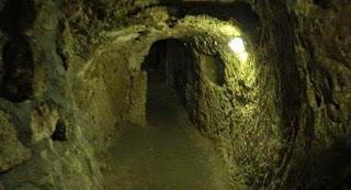 Kota Bawah Tanah Luas Ditemukan di Turki