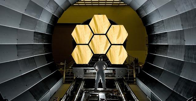 Proyecto telescopio James Webb