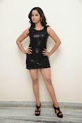 Swathi Dixit Glamorous Photos in Black-thumbnail-9