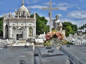 Cementerio Colón en la Habana