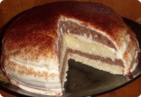Торт «Наполеон» на сковороде | Всем За Стол — Вкусные ...