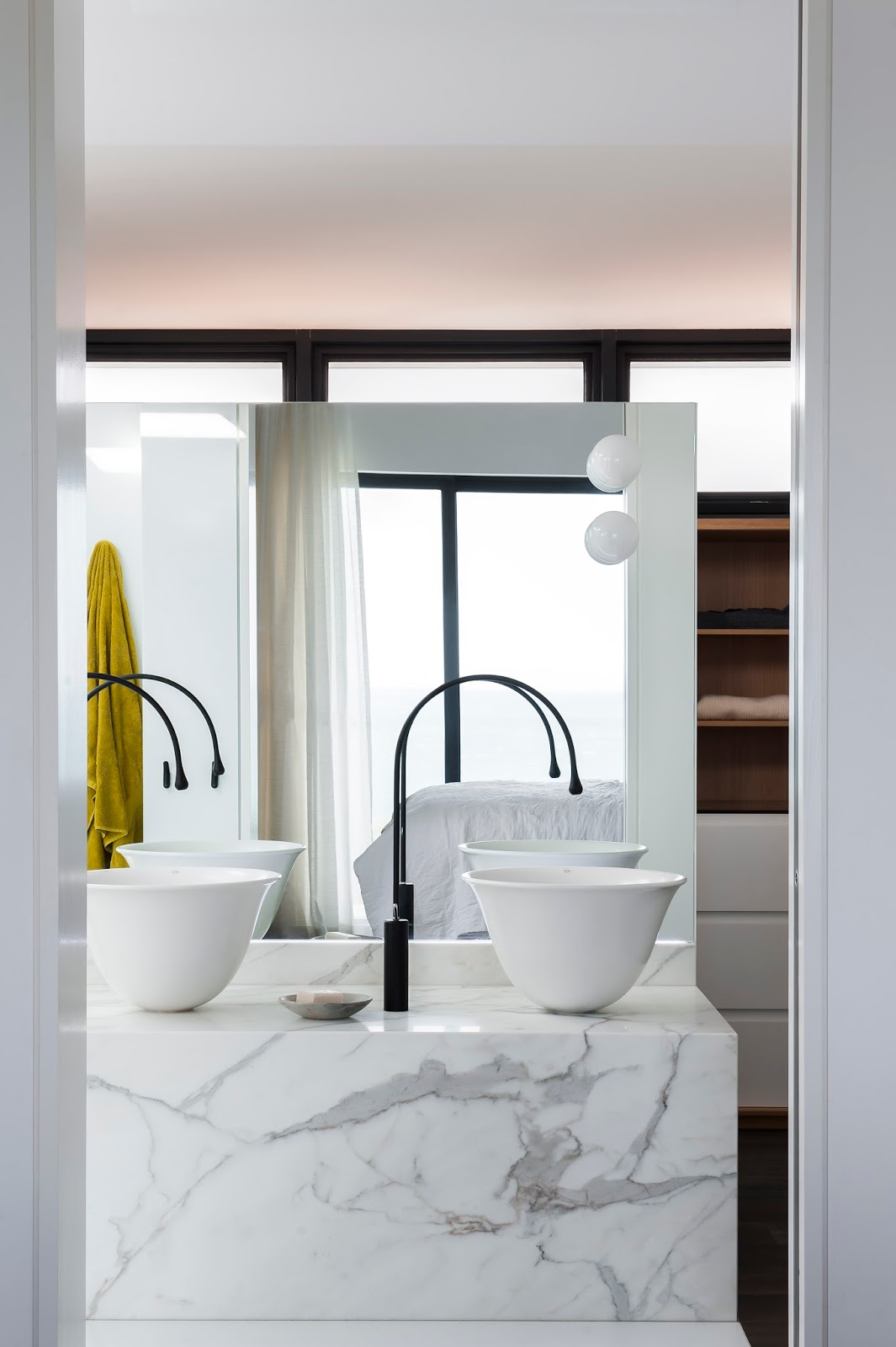 Minosa melbourne bathroom design a famous house view for Bathroom decor melbourne