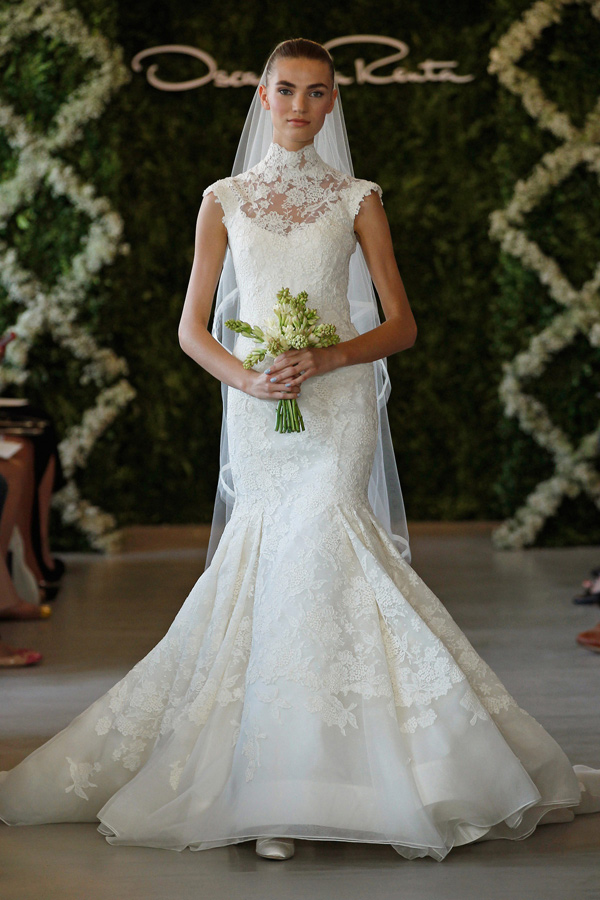 Cheap Wedding Gowns Online Blog Oscar De La Renta 2013 Bridal Gowns Collection