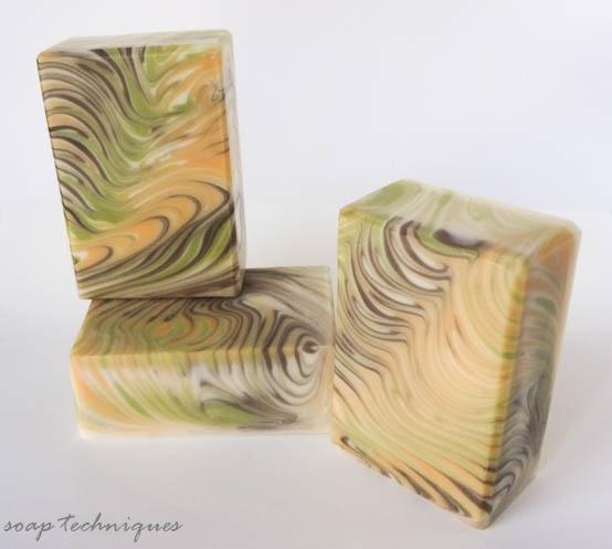 cold-process soap gemstones - onyx