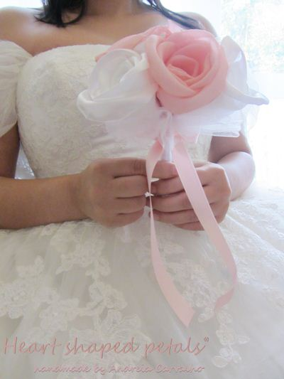 bouquet damas de honra