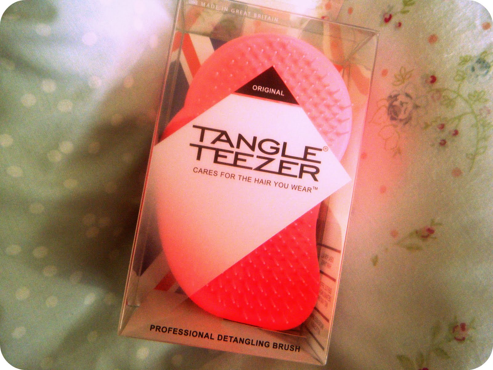 Review Tangle Teezer Brogan Tate