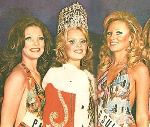 1974 - Top Tres Miss Universo Brasil