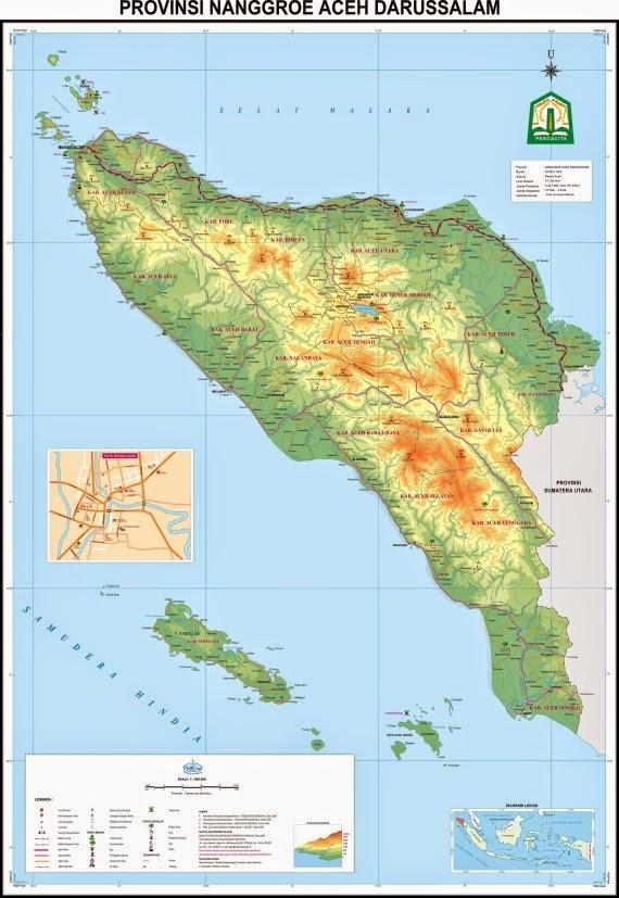 Daftar Wisata Di Aceh Bagian II
