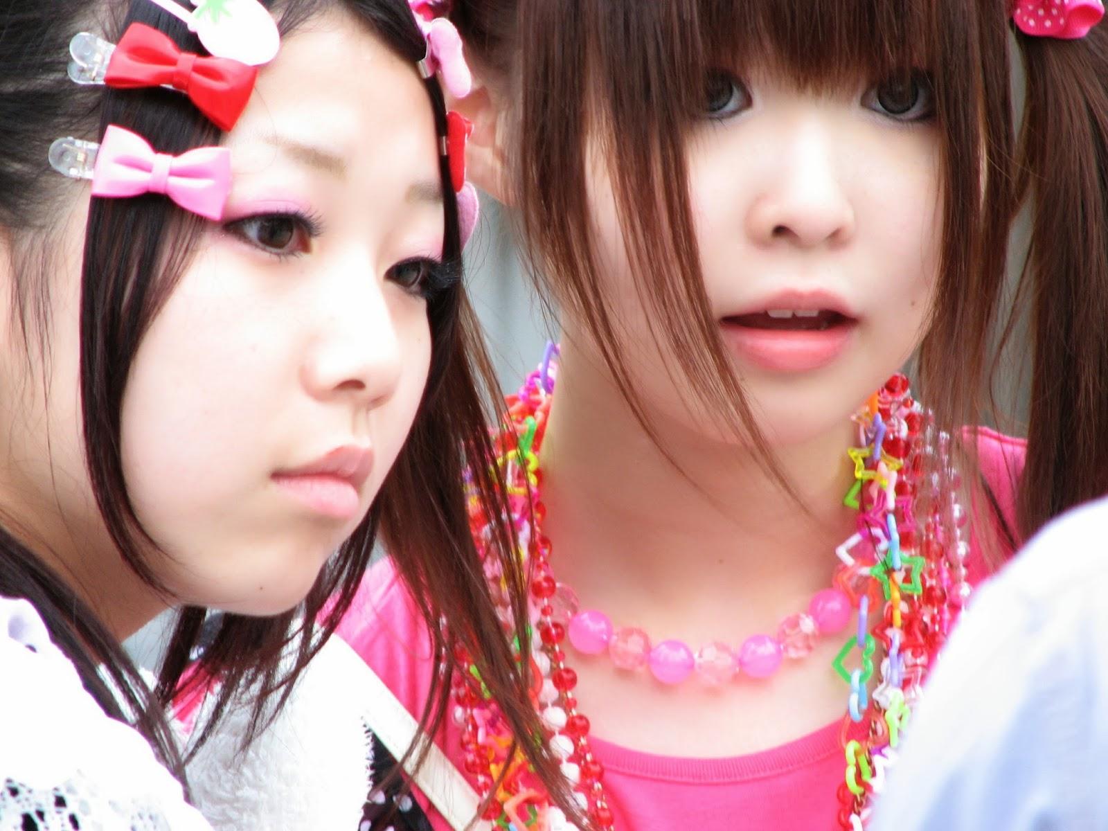 Harajuku Style Japanese Harajuku Hair Style