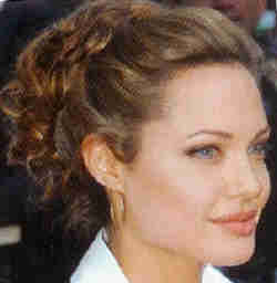 Stylish Pulled Up Hairstyles