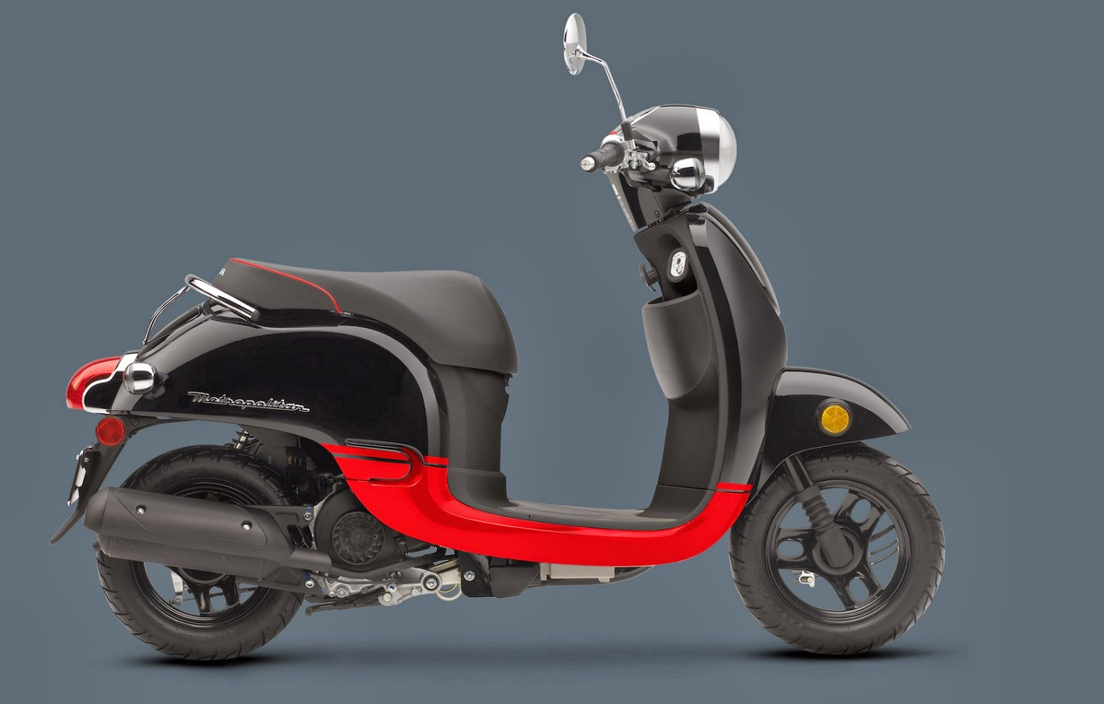 Honda Metropolitan Scooters Latest  HD Images