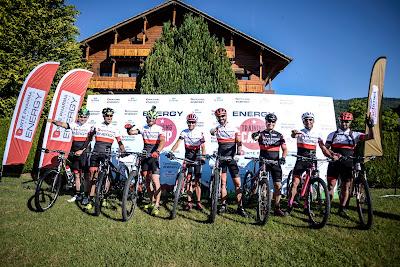 Energy Training Camp by Forté Pharma