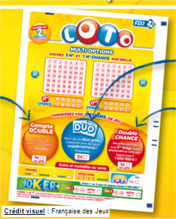 LOTO - image du bulletin Multi Options
