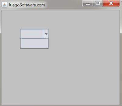 JComboBox en Java