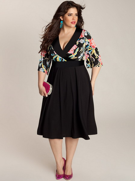 Hilda Plus Size Formal Dress