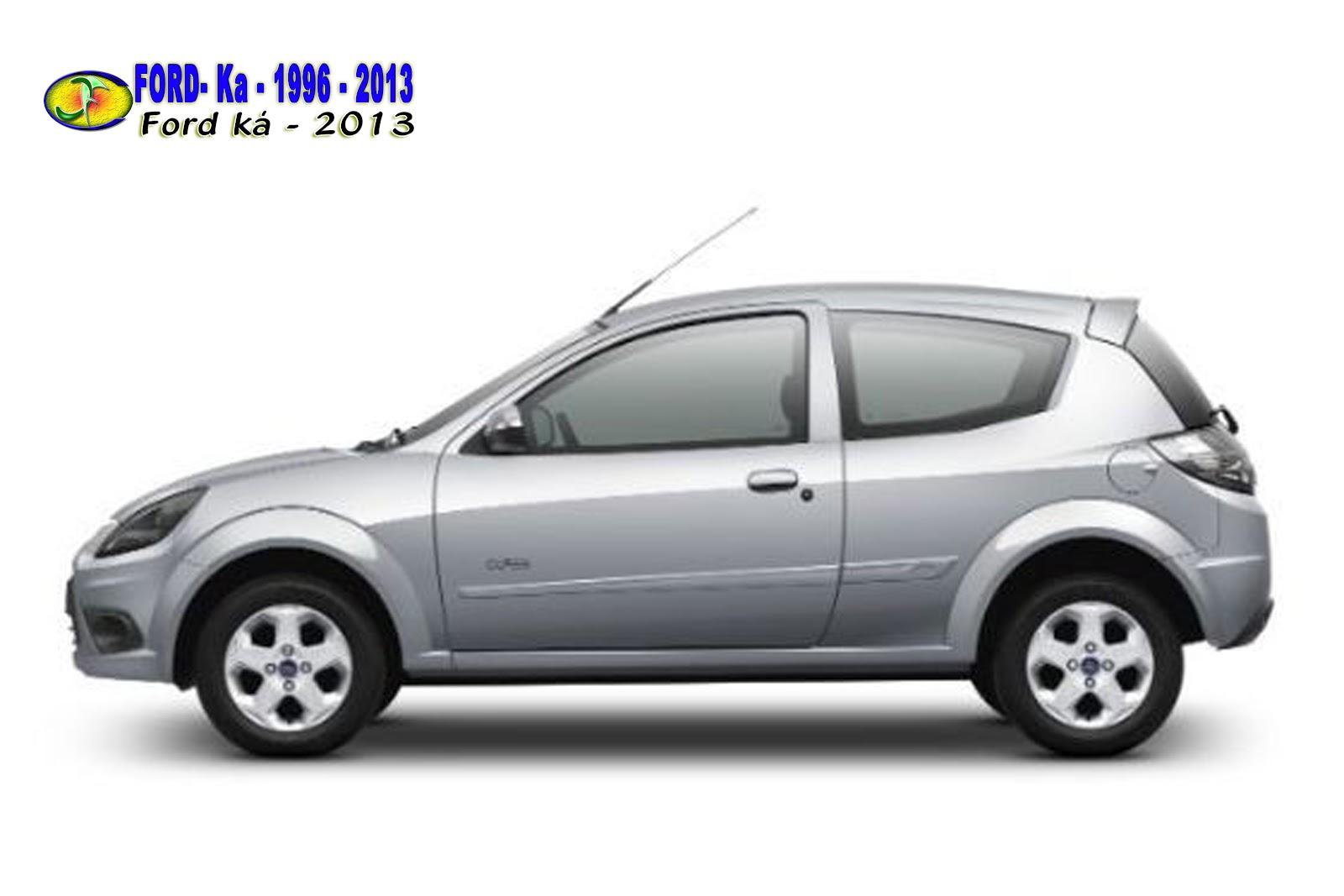 Ford ka viral 1.6 modelo 2011