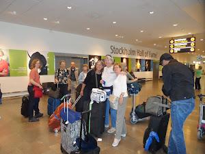 Sweden airport