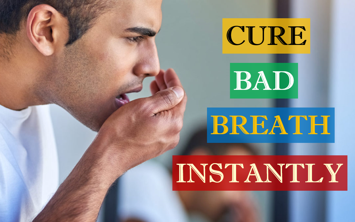 How to Cure Halitosis or bad Breath in Ghana
