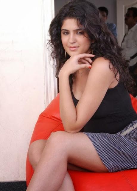 Deeksha Seth Latest In Black Top