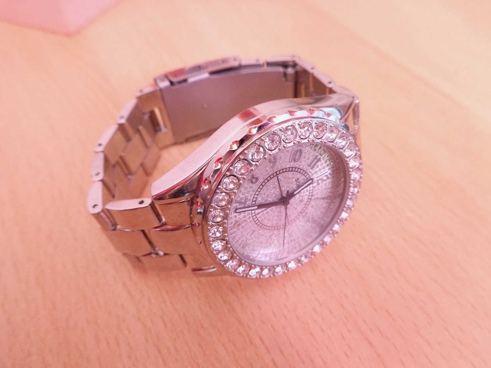 4itgirls watch review jenna suth for Nice watch for boyfriend