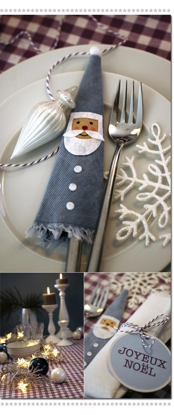Ein stimmungsvolles weihnachtsessen mit t rchen n 5 - Locher in der wand stopfen ...