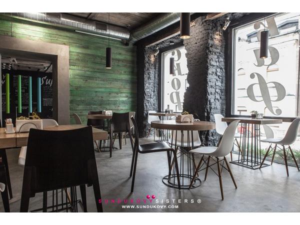 Imagine these restaurant interior design fresh
