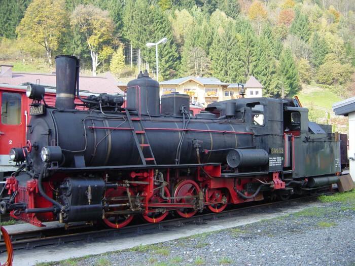 SLB Pinzgauer Lokalbahn Bilder für Modellbauer Baureihe Mh3