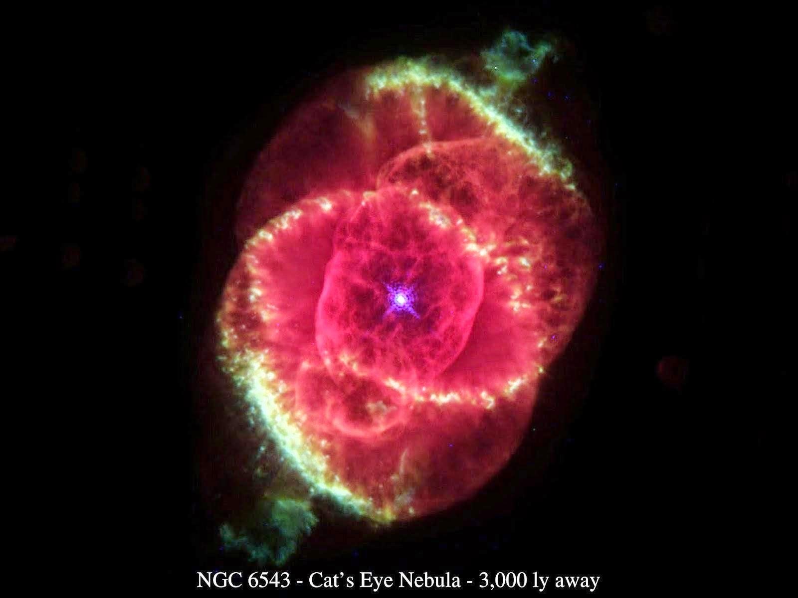 Nebula 'Mawar Merah' di Dalam Al Quran