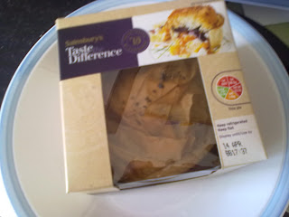Sainsbury's Taste The Difference Pie Review
