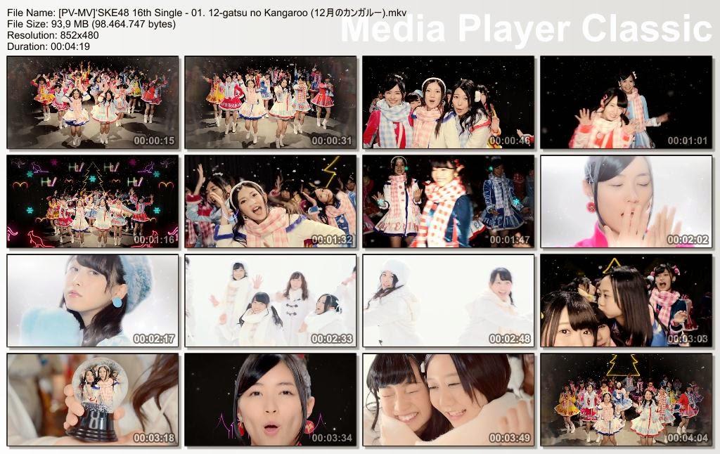 [MUSIC VIDEO] SKE48 16th Single – 03. DADA Machine Gun / DADAマシンガン (2014.12.10/MKV/RAR)