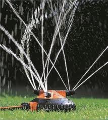 pulsating sprinklers