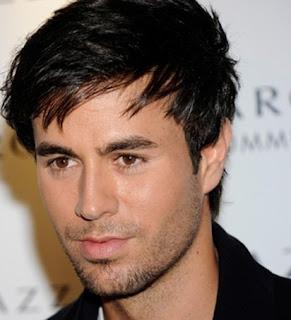 Enrique Iglesias Hairstyle on Hairstyle New  Enrique Iglesias Hairstyles