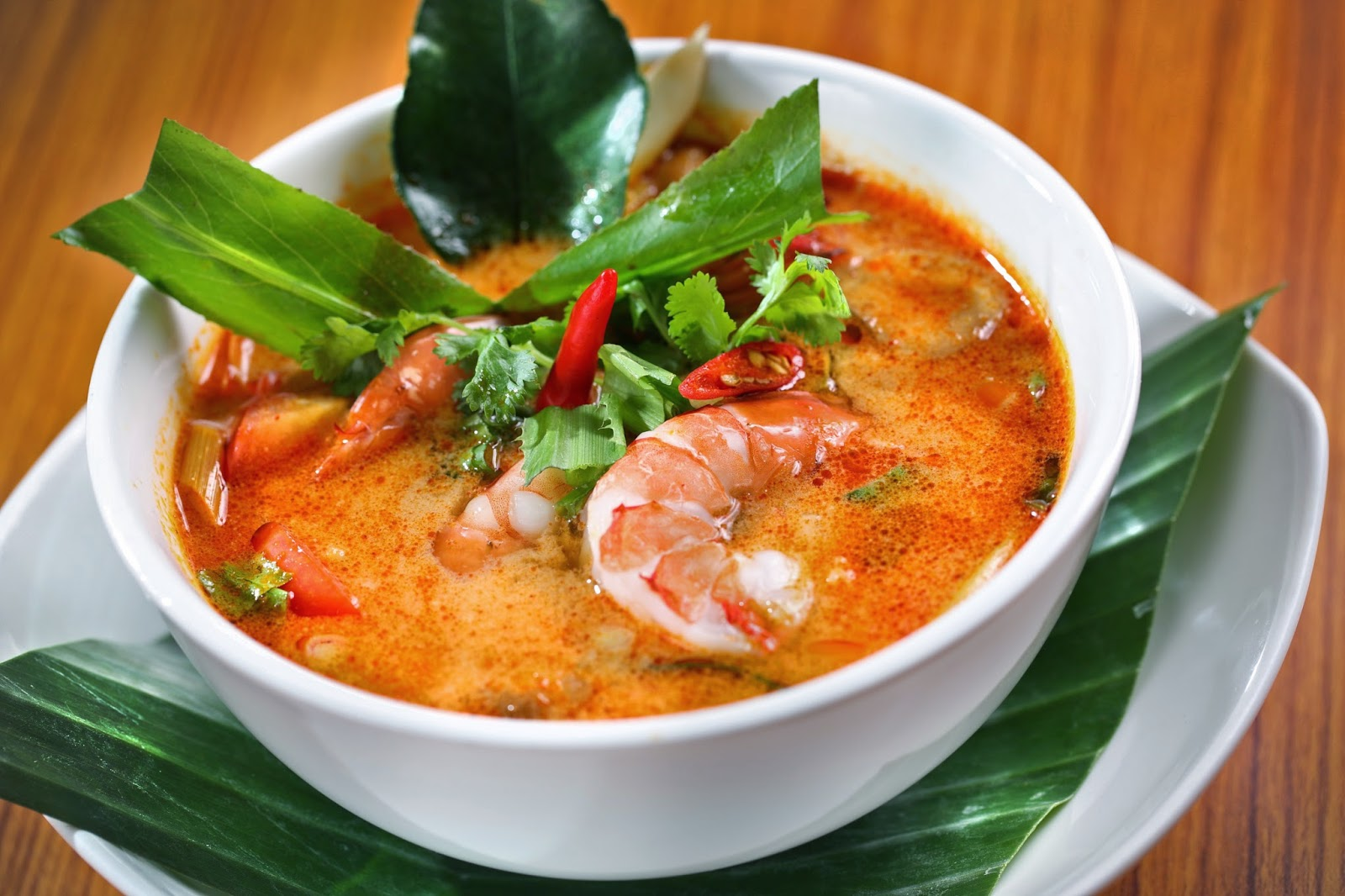 Рецепт том ям с морепродуктами рецепт