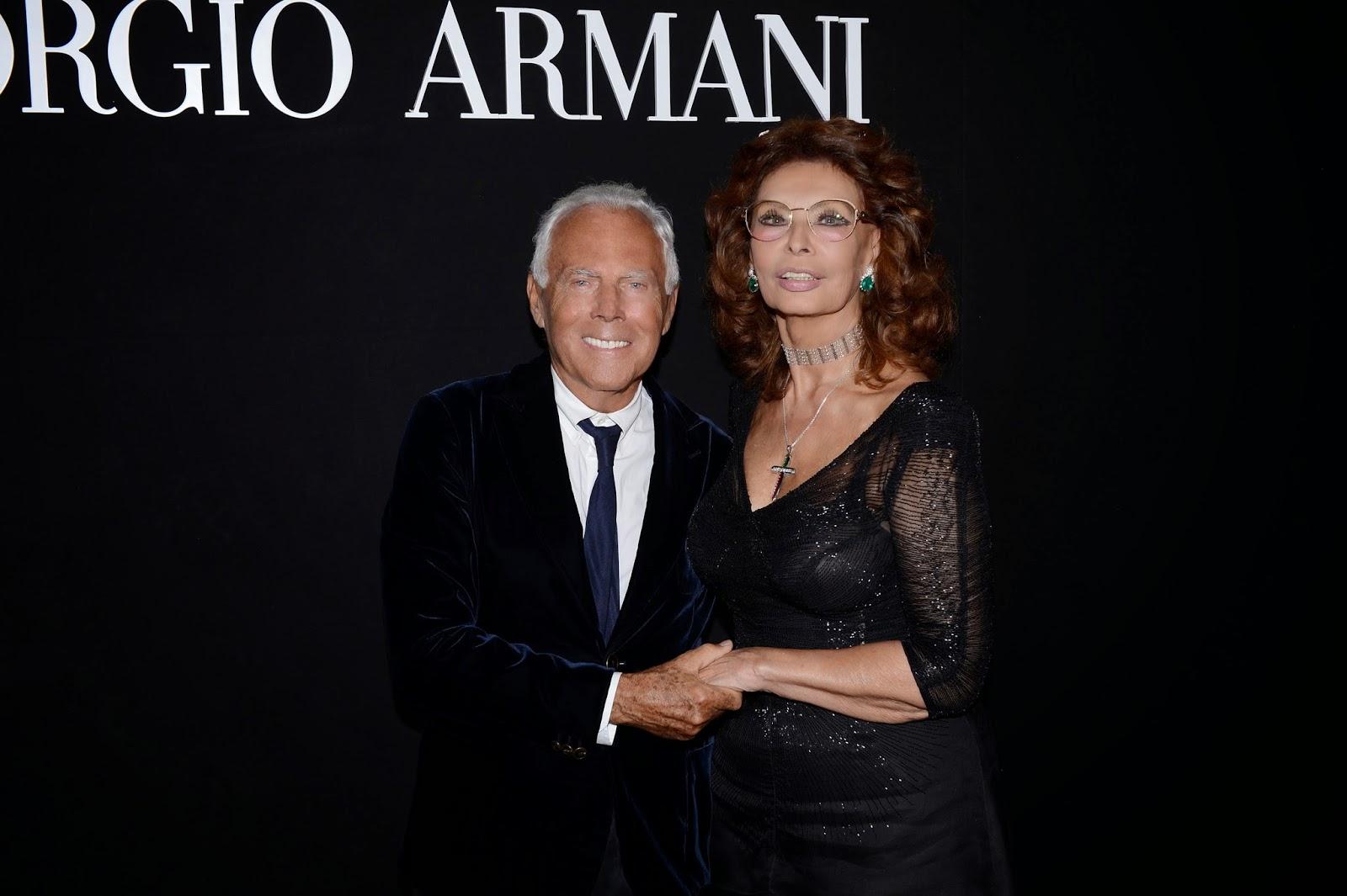 Rocco ingria gli 80 anni di re giorgio for Giorgio armani architetto