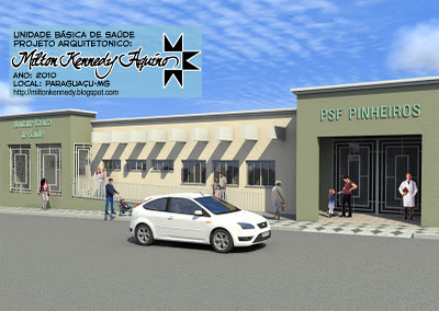 Projeto unidade básica de saúde