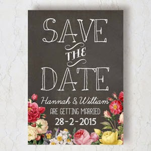 Ma Bicyclette - Buy Handmade - Wedding Planning - Swoon At The Moon - Save The Date