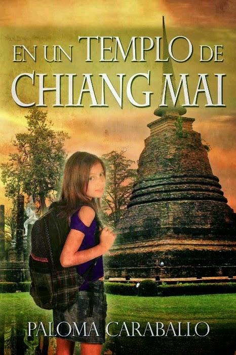 Portada de la novela de Paloma Caraballo Budismo