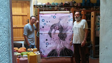 2017·2018. Colaboración con el artista BABEUS-ARTÈXTIL.