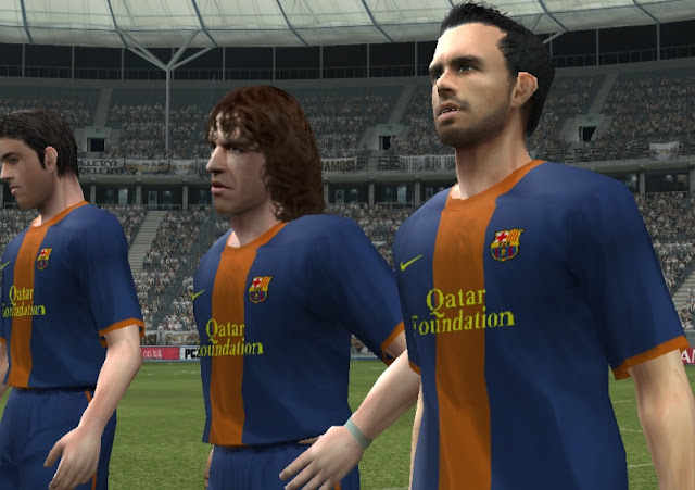 Download Update Pemain PES 6 - Option File Terbaru 2012-2013