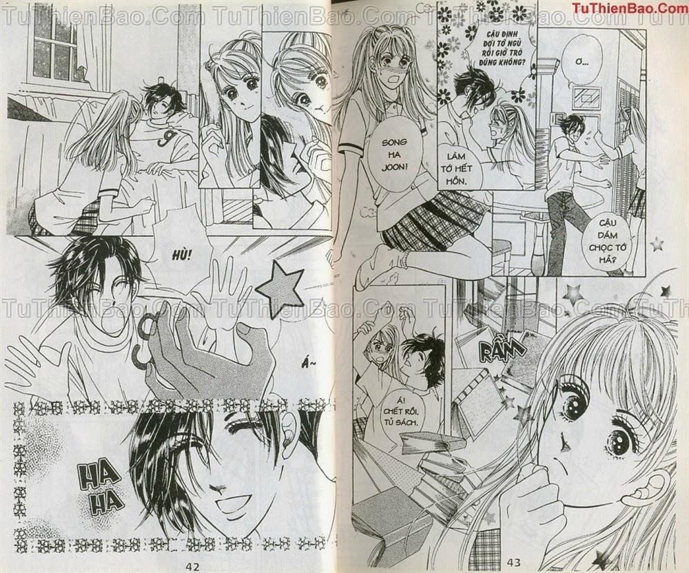 Nữ sinh chap 4 - Trang 22