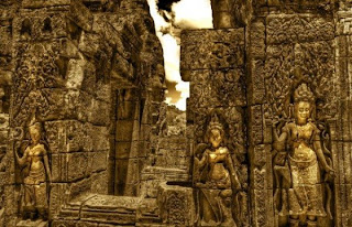 khmer disappeared civilization