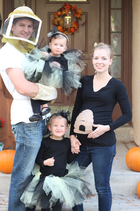 Do it yourself divas halloween family of bees halloween family of bees solutioingenieria Image collections