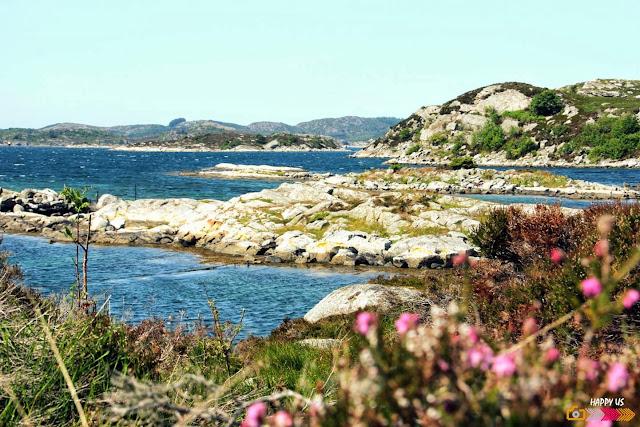 Road trip scandinave