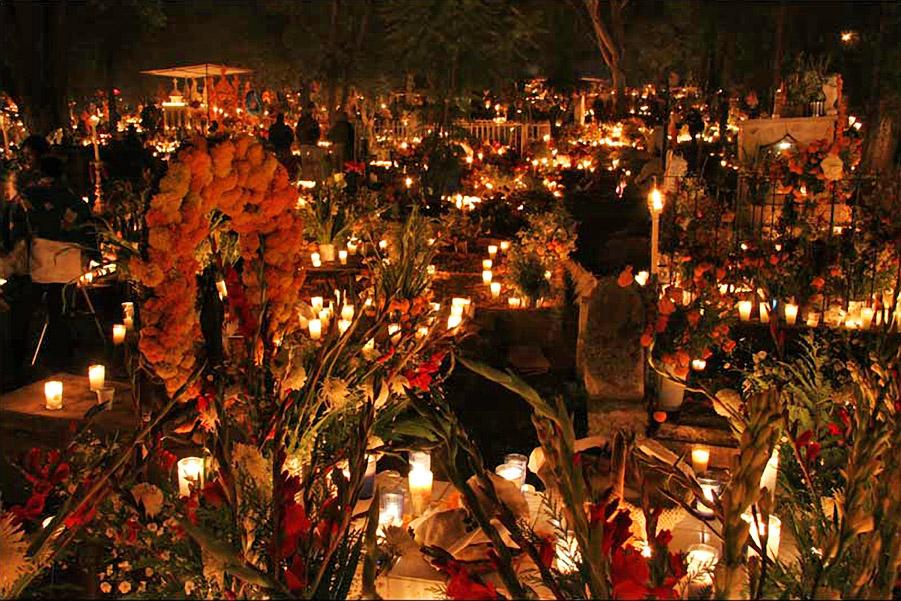 velas amarillas calaveras de az  250 car los sahumadores en los que seVelas Dia De Los Muertos