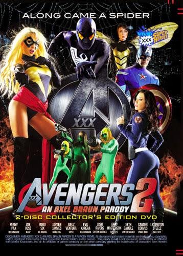 Avengers XXX 2 – An Axel Braun Parody